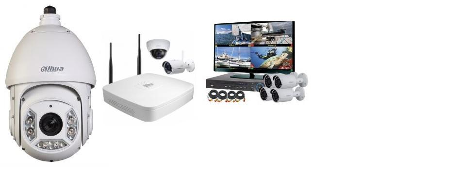 Valvontakamerat, tallentimet, kuvansiirto ym.  kaikenkokoisiin kohteisiin